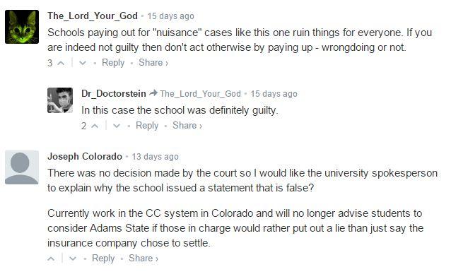 ACLU InsiderHigherEdComments